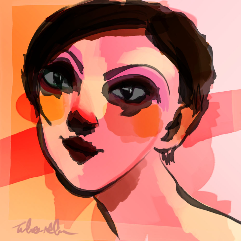 pretty-paint-people-girl1
