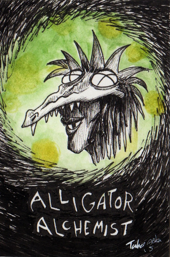 Alligator Alchemist